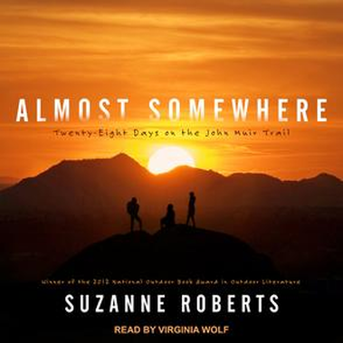 Almost Somewhere audiobook cover